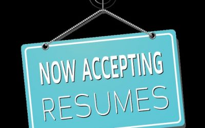 Accepting Resumes for Finance Director Position